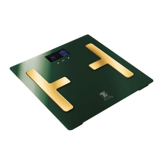 Osobná váha Smart s telesnou analýzou 180 kg Berlingerhaus Emerald Collection BH-9108