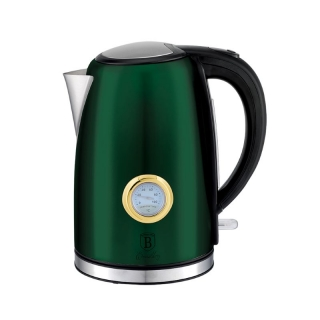 Rýchlovarná kanvica s teplomerom 1,7L Berlingerhaus Emerald Collection BH-9072